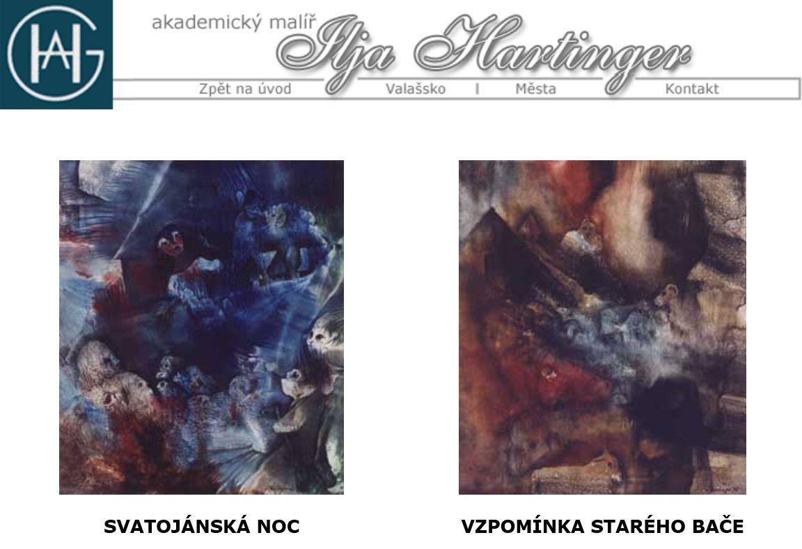 Náhled do galerie Iljy Hartingera