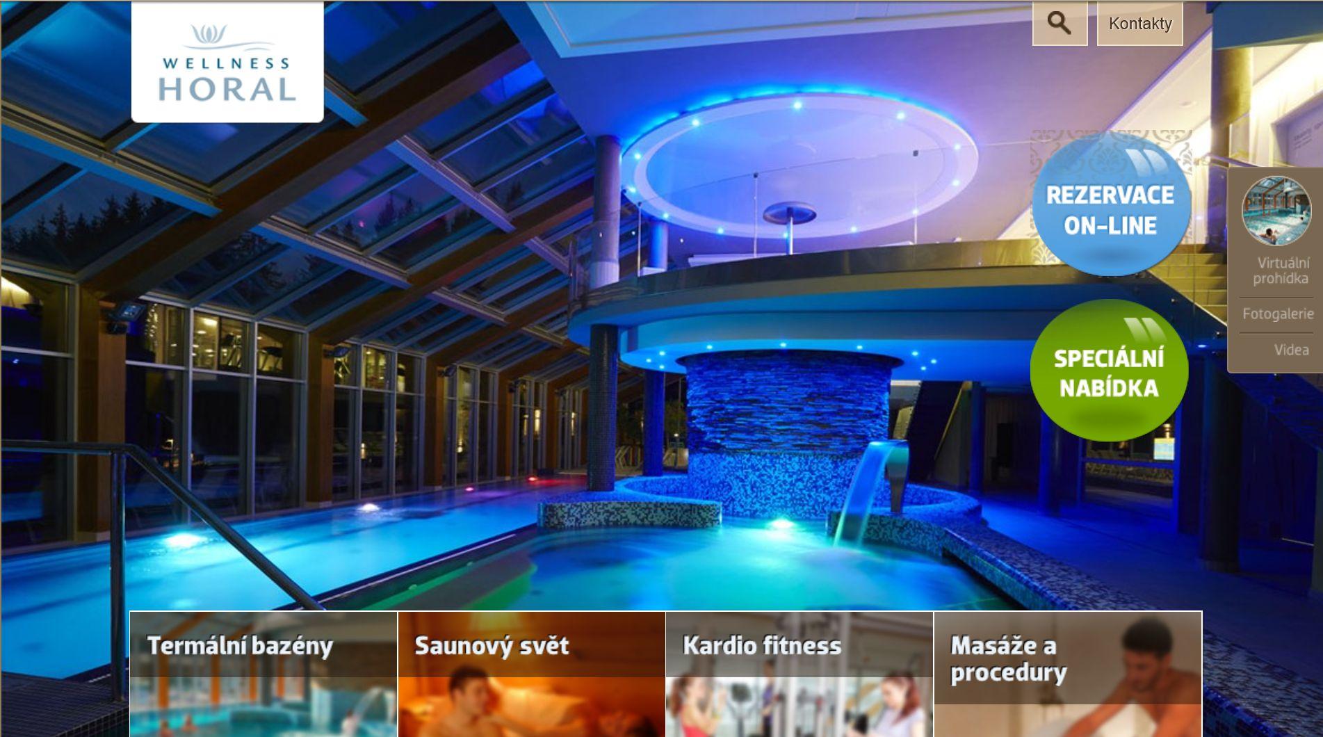 Wellness hotel Horal - Velké Karlovice